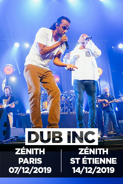 spectacle Yzeures N Rock de Dub Inc
