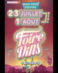 FESTIVAL / La Foire aux Vins d'Alsace : ouverture des ventes aujourd'hui !