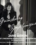 EVENEMENT / Jane Birkin reprend Gainsbourg le Symphonique : concert en octobre à Paris au Grand Rex