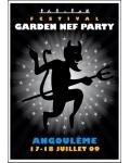 Garden Nef Party : les premiers concerts confirmés pour l'édition 2009