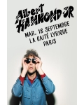RESERVER / Albert Hammond Jr. (The Strokes) en concert à Paris le 18 septembre