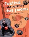 Didier Lockwood / Sylvain Luc / Arno - Festival des Puces - 1PeeT