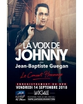 JEAN-BAPTISTE GUEGAN : LA VOIX DE JOHNNY