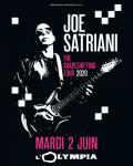 spectacle Motordays Gerardmer  de Joe Satriani