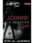 TRIBUTE TO JOHNNY, LA LEGENDE