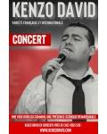 concert Kenzo David