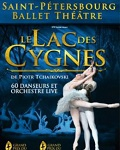 spectacle  de Le Lac Des Cygnes (ballet National De Russie)