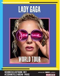 spectacle Joanne World Tour de Lady Gaga