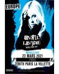 Prévu à l'Olympia, le concert d'Avril Lavigne se déroulera au Zénith de Paris en mars 2020 !