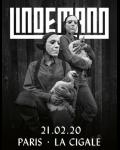 Le concert de Lindemann déplacé de la Cigale à l'Olympia !