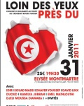 LOIN DES YEUX PRES DU COEUR - CONCERT SOLIDARITE TUNISIE