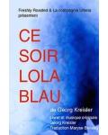 concert Ce Soir Lola Blau