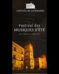 MUSIQUES D'ETE DU CHATEAU DE LOURMARIN
