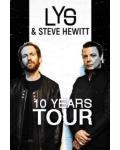 concert Lys & Steve Hewitt
