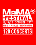 EVENEMENT / Pointu et éclectique, le MaMA Festival 2017 promet du beau !