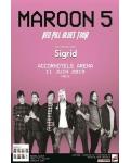 Maroon 5 en concert à Paris-Bercy juin 2013 !