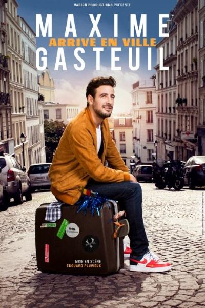 concert Maxime Gasteuil