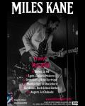 Bientôt en concert, Miles Kane présente un nouveau clip video.