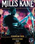 RESERVEZ / Miles Kane (The Last Shadow Puppets) bientôt en concert à Paris pour présenter son nouvel album