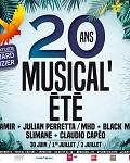 MUSICAL ETE DE SAINT DIZIER