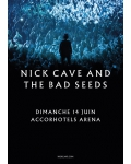 Nick Cave publie ses archives musicales (concerts, clips, interviews, etc.) sur Youtube