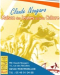 Visuel MJC CLAUDE NOUGARO DE MONTMORILLON