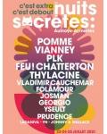 Festival Les nuits secrètes : 10 ème édition