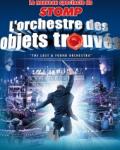 concert L Orchestre Des Objets Trouves (stomp)