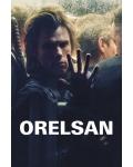 Un nouvel album pour Orelsan qui dévoile l'épilogue de La Fête Est Finie !