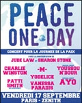 Peace One Day : un concert pour la paix