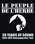 Sélection concerts du week-end : Le Peuple de l'Herbe, Hugues Aufray...