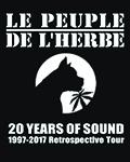 TOURNEE / Le Peuple de l'Herbe présente l'album