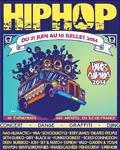 LA QUOTIDIENNE #10 - PARIS HIP HOP 2013 - 01 juillet