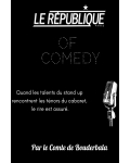 THE REPUBLIQUE OF COMEDY