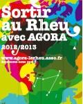 Visuel CENTRE CULTUREL DE L'AGORA  / SALLE GEORGES BRASSENS AU RHEU