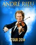ANNONCE / André Rieu reprend son violon pour une tournée 2016 !