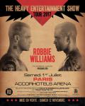 concert Robbie Williams