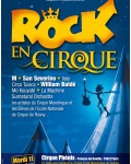 Rock en cirque avec -M-, Sanseverino, Rose... Tarif promo !!!