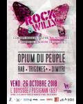 ROCK à WILLY - Concert à Pusignan (69) - 26 Oct 2018