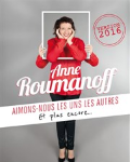 spectacle  de Anne Roumanoff