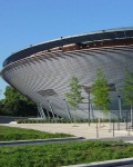 CITE INTERNATIONALE (AMPHITHEATRE/SALLE 3000/AUDITORIUM LUMIERE) A LYON