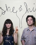 Les concerts du jour : She and Him, Tunng, Benjamin Biolay...