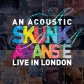 An acoustic Skunk Anansie live