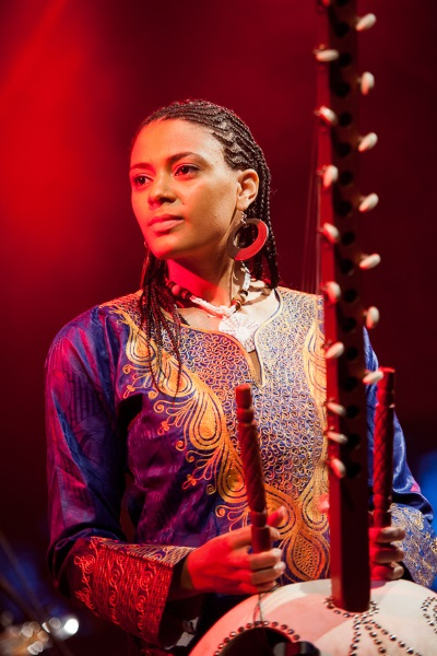 Sona Jobarteh & Band - Kora Music from West Africa (2016)