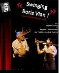 SWINGING BORIS VIAN ! (Virginie Guilluy et Hugues Charbonneau)