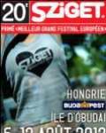 Teaser Sziget Festival 2012