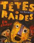 La sélection concerts du week-end : Têtes Raides, etc.