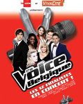 concert The Voice Belgique