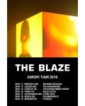 Et de trois concerts pour The Blaze à la Salle Pleyel. A réserver vite !