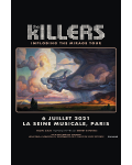 The Killers en concert au Zénith de Paris : réservez maintenant